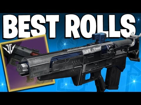 Destiny 2 - The New BEST PvP Pulse? - Blast Furnace Review & Best Rolls! thumbnail