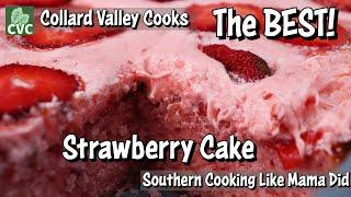 Best Strawberry Cake Ever, 70