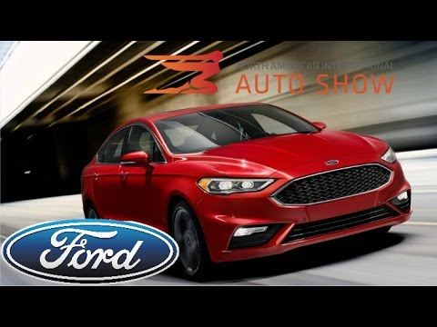 2017 ford fusion v6 sport revealed with all wheel drive twin turbo power youtube. Black Bedroom Furniture Sets. Home Design Ideas