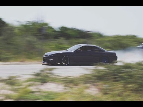 DRIFT HILL CLIMB 2014 - Drifters from Curacao and Aruba take it to the Hills!