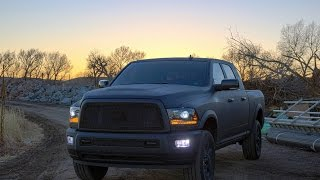 Replacing RAM 2500 CUMMINS parts/investing into the channel