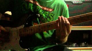 Smashing Pumpkins - Anti-Hero - Guitar Cover