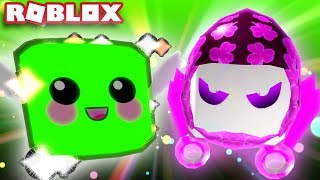 SHINY LUCKY DOMINUS & LUCKY MARSHMALLOW PET! (🍀ST PatrickS Lucky Egg) Roblox Bubble Gum Simulator