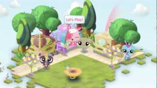 Littlest Pet Shop Online Official Gameplay Trailer