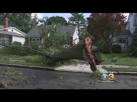 2 Tornadoes Touch Down In Monmouth County