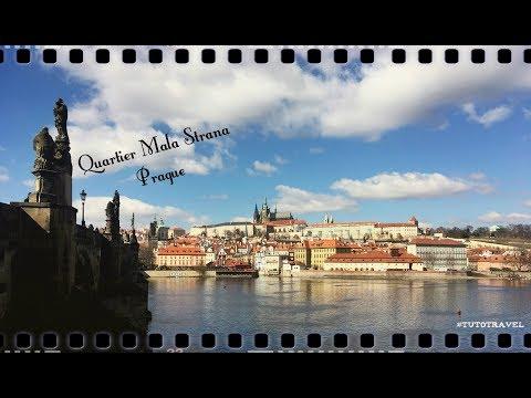 Tuto: Quartier Mala Strana à Prague