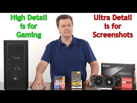 Are You Still Gaming At Ultra Detail? — This Is Why You're Doing It Wrong...