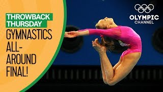 Women's Individual Artistic Gymnastics All-Around Final - Beijing 2008 | Throwback Thursday