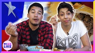 Latinos Try Chilean Food For The First Time