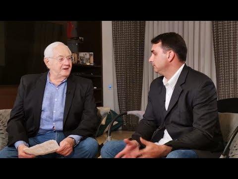 Boris Casoy entrevista Flávio Bolsonaro - Íntegra