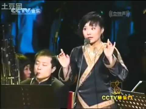 Amazing Chinese Singer - Funny Song
