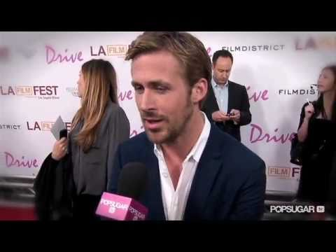 """Crazy Stupid Love's Ryan Gosling """"Mates"""" With His Drive Director at the LA Film Festival Premiere!"""