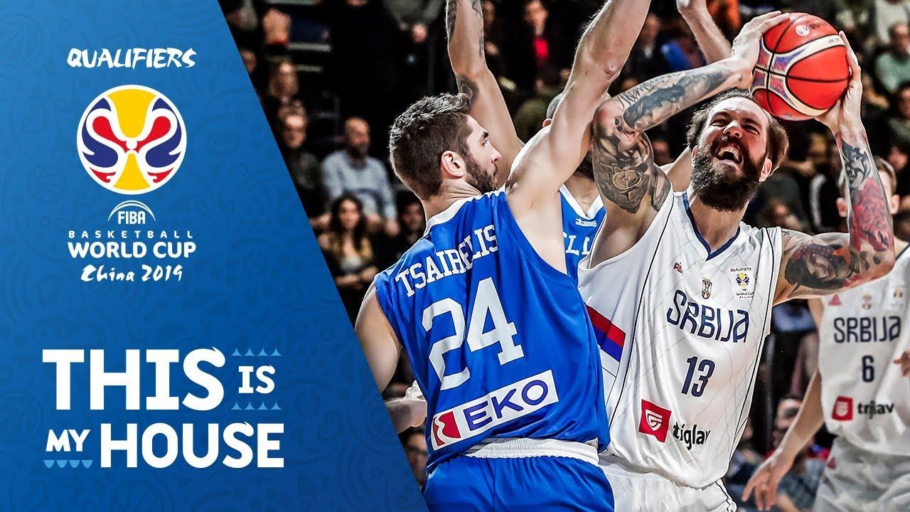 Serbia v Greece - Full Game - FIBA Basketball World Cup 2019