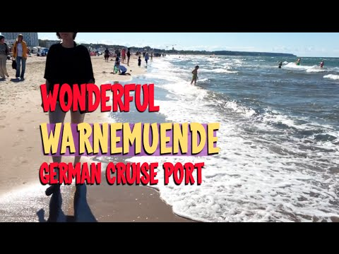 Warnemunde Cruise Port, Germany (a Very unOfficial Guide)