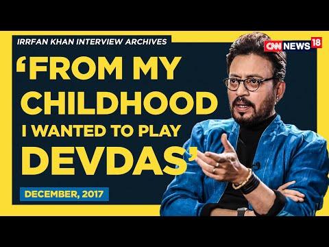 Irrfan Khan Interview   Off Centre with Anuradha Sengupta   CNN-News18