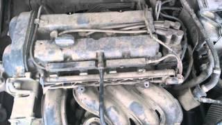 Стук двигателя Ford Focus 2 (Форд Фокус) 1.6A 2009 90 000 км пробег(, 2016-01-27T14:51:45.000Z)