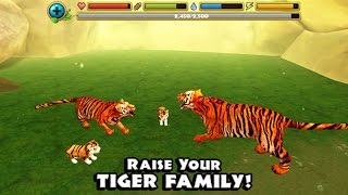 Tiger Simulator - By Gluten Free Games  - Compatible with iPhone, iPad, and iPod touch.