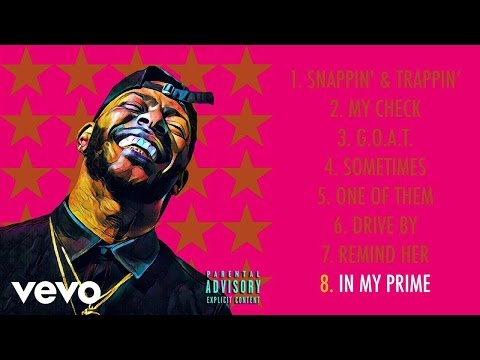 Eric Bellinger - In My Prime (Audio) ft. Phil Ade