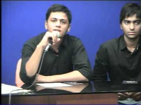 Youth To Business-2011 Surat Channel Interview