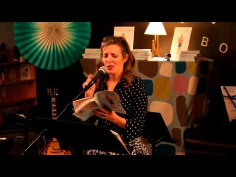 Nookietown Book Reading - Tori Erstwhile & The Montys
