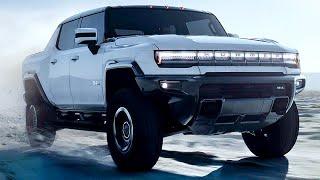 GMC Reveals 2022 Hummer EV!
