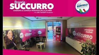 Segreteria Succurro | Elezioni Regionali Calabria 2020