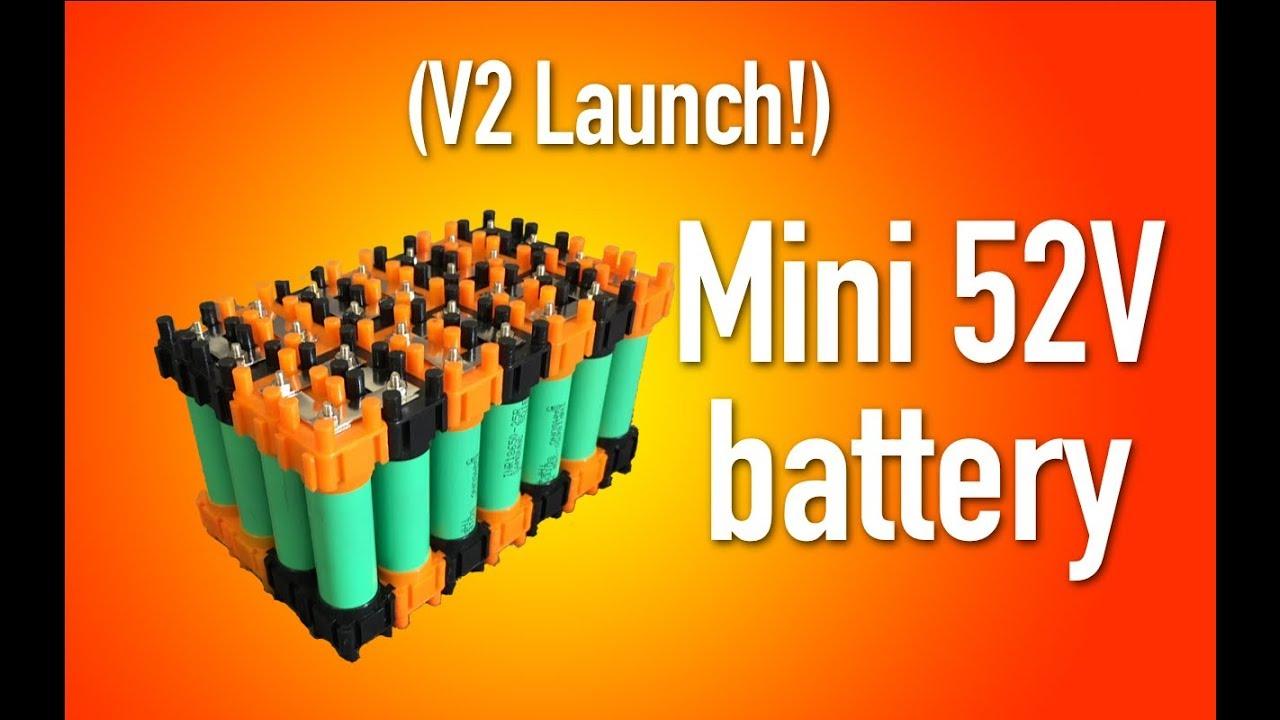 DIY Li-ion battery building kit opens door for homemade