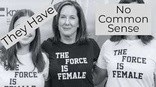 The Problem With Kathleen Kennedy, Rian Johnson, and Their Ilk: No Common Sense