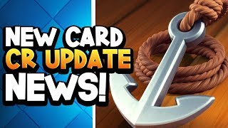 """NEWS: New Legendary Card, League Pass """"Seasons"""", & Arena in Clash Royale"""