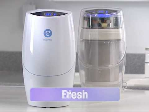 E Spring Water Treatment System Youtube