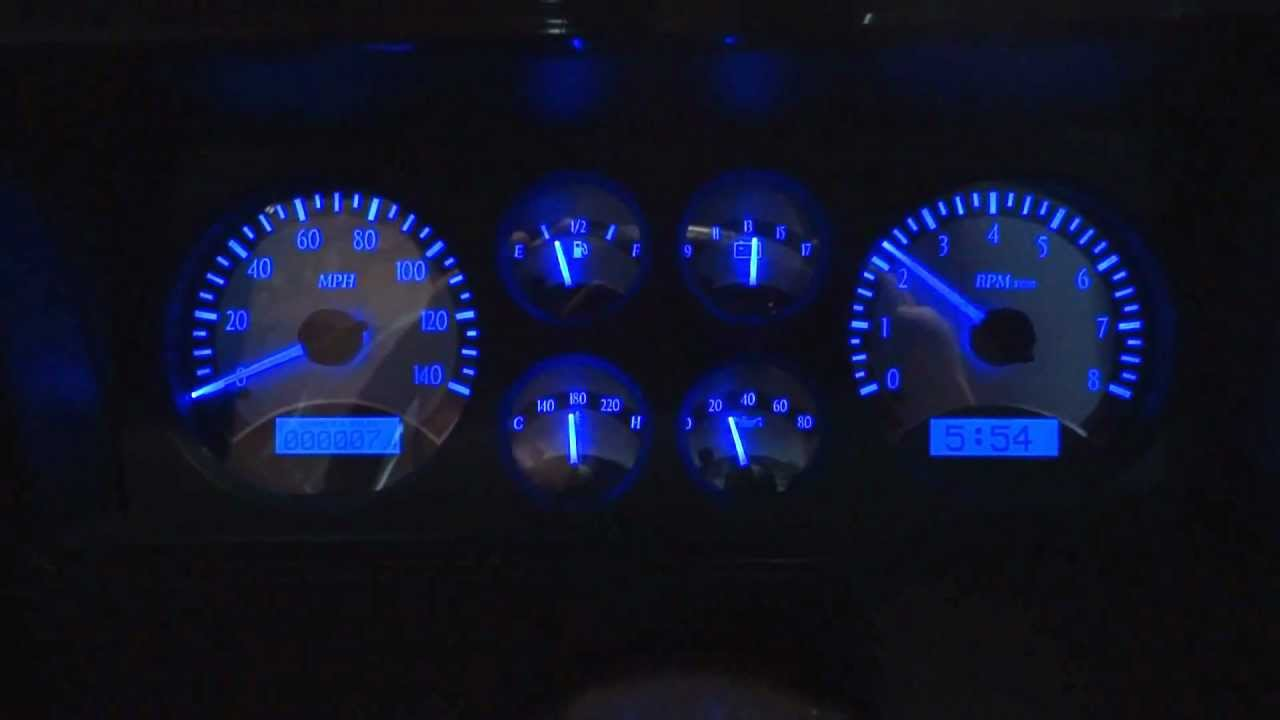 Ss Monte Carlo >> Dakota Digital Dash VHX 1985 Monte Carlo SS - YouTube