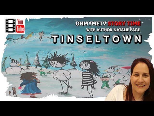STORY TIME- Zak and Jen's Astronomical Adventures - Tinsel Town