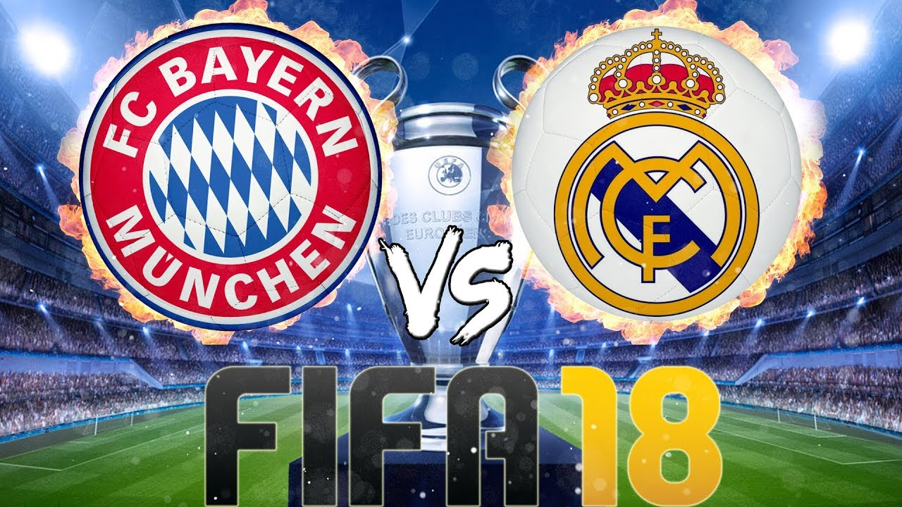 real madrid fc bayern