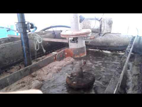 Аэротенк-отстойник, аэротенк, отстойник, очистные сооружения, биологическая очистка сточных вод