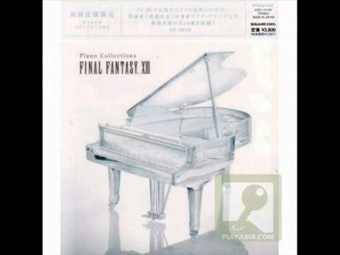 Final Fantasy XIII Piano Collections  Lightnings Theme ~ Blinded  Light