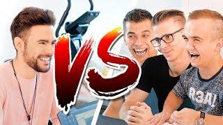 SUCHAR CHALLENGE 16! | Stuu VS Ekipa