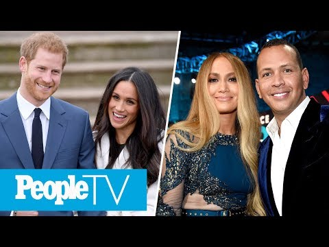 Meghan Markle & Prince Harry's Christmas Plans, Will Alex Rodriguez Propose To J.Lo? | PeopleTV