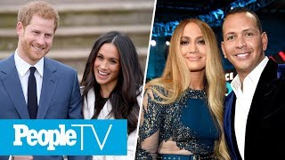 Meghan Markle & Prince Harry's Christmas Plans, Will Alex Rodriguez Propose To J.Lo? | PeopleTV thumbnail