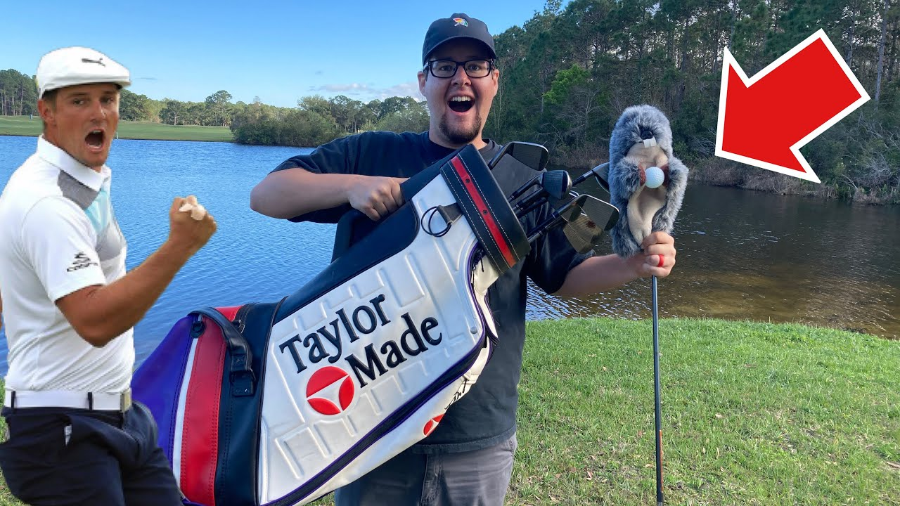 WE HAD TO PAY UP FOR THIS GOLF FLEA MARKET FIND!! (Worth It??)