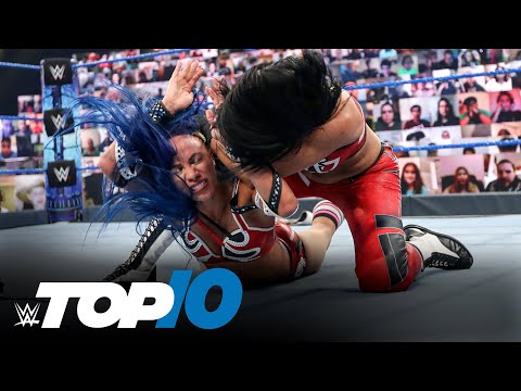 Top 10 Friday Night SmackDown moments: WWE Top 10, Sept. 4 2020