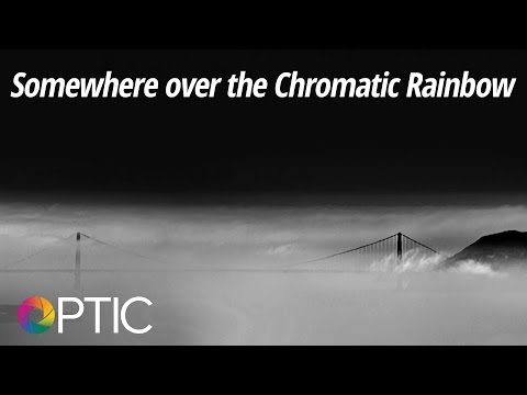 Optic 2016: Somewhere over the Chromatic Rainbow with Vincent Versace
