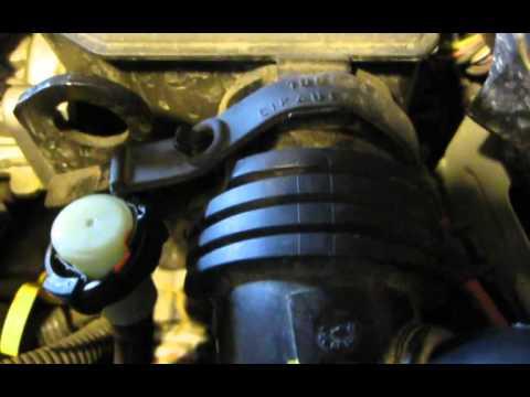 Проблема холодного пуска Renault Duster 2.0 л