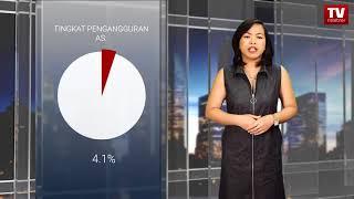 InstaForex tv news: USD hampir turun terkait data pasar tenaga kerja AS