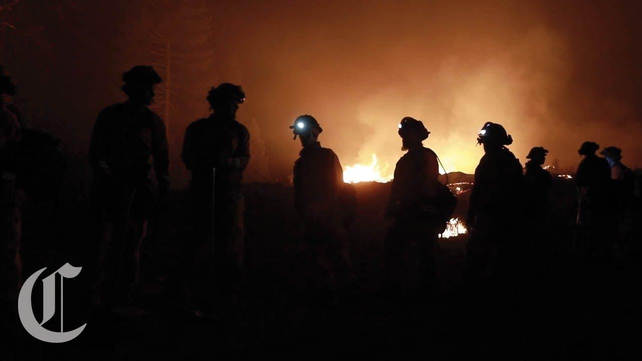 Can Backfires Contain California's Wildfires?