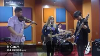 SOMdream Et Cetera ONE OK ROCK Cover