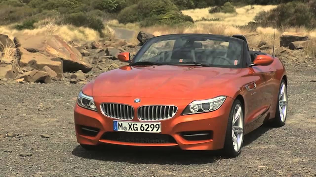 the bmw z4 sdrive 35is design exterior youtube. Black Bedroom Furniture Sets. Home Design Ideas