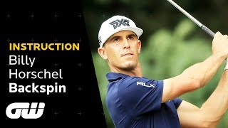 How to Get BACKSPIN on Your Chip Shots With Billy Horschel | Coaching Anna | Golfing World