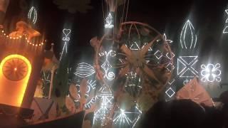 It's A Small World At Disney's Magic Kingdom In Lake Buena Vista, FL