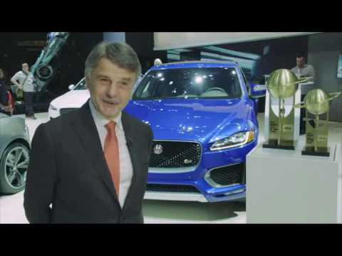 Interview with Dr. Ralf Speth CEO Jaguar Land Rover | AutoMotoTV