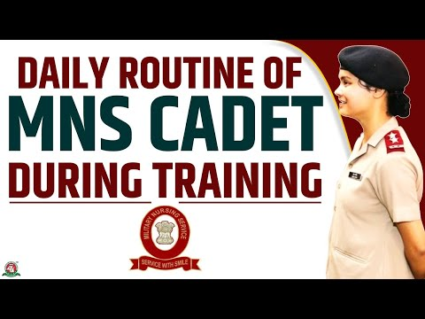Daily Routine of MNS Cadet During Training   MNS Exam 2021   Best MNS Coaching